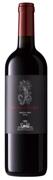 2016er Sallier de La Tour Nero d'Avola IGT