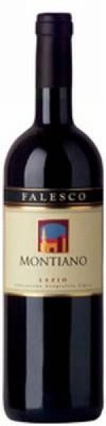 2008er MONTIANO Vino Latio Rosso IGT