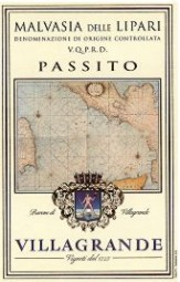 2009er Malvasia delle Lipari - Passito