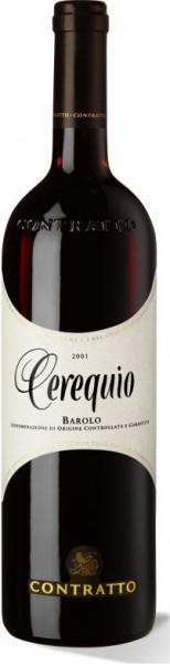 2007er CEREQUIO BAROLO DOCG
