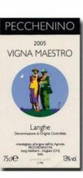 2008er LANGHE BIANCO Vigna Maestro